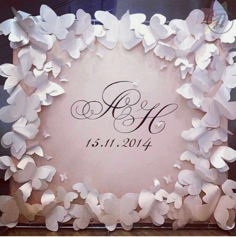 Фото стена на свадьбу своими руками